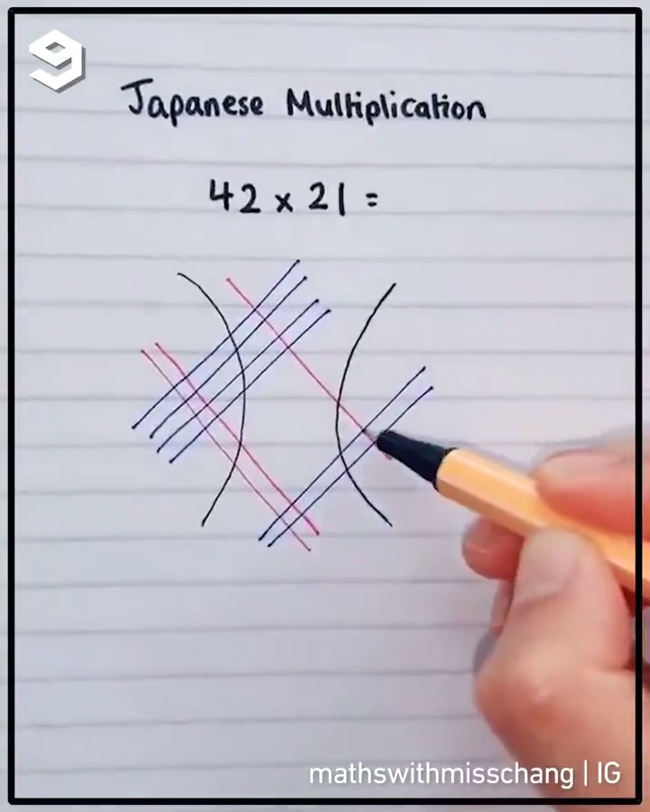 Learn some quick maths  By mathswithmisschang | IG