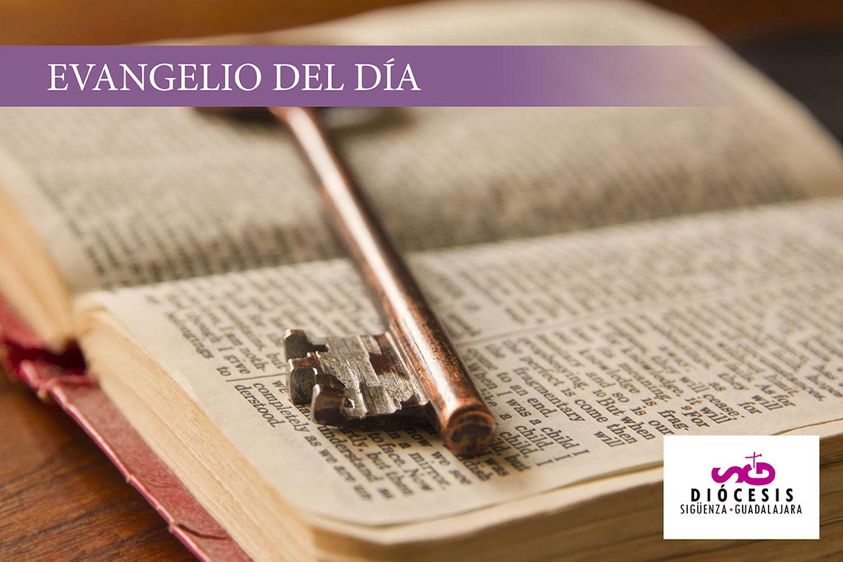 "📗 #EvangelioDeHoy. 19 de enero. Mc 2, 23-28. ""El sábado se hizo para el hombre y no el hombre para el sábado""."