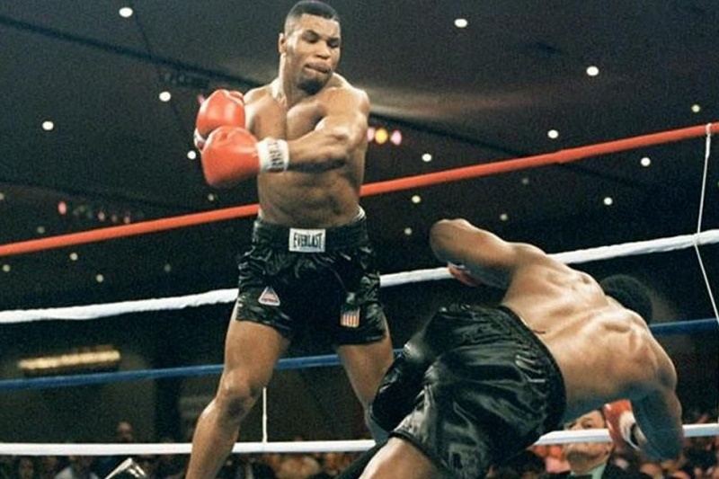 Dates to look out for in 2021: 35 years since Mike Tyson bulldozed boxing  #MikeTyson