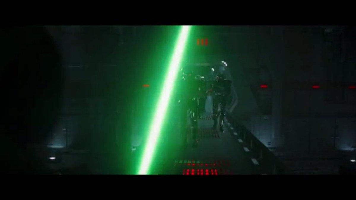 Un mes ya de esta emocionante escena, y sigue causando la misma sensación una y otra vez. 🤩😭 #TheMandalorian #DisneyPlus #LukeSkywalker