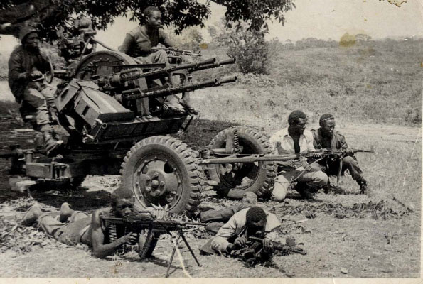 @DamalieOwori @OWC_ug #TodayInHistory  #35YearsAgo  #January19  #Uganda  🇺🇬  #Kampala1986  MUSEVENI: The plan was #NRA 1st & 3rd Battalions cross at Busega, thru Nateete & Rubaga  to attack Lubiri Barracks. The 7th battalion was to move thru Mutundwe, Nateete, Ndeeba to attack Makindye Barracks