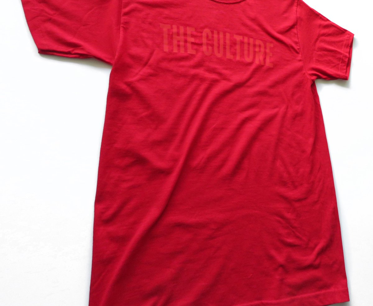 Life is too short to live without the THE CULTURE TEE - RED. Be happy. Be Content. Be Satisfied. #shoplostin #theculture #tshirt #fashion #style #tuesdayvibe
