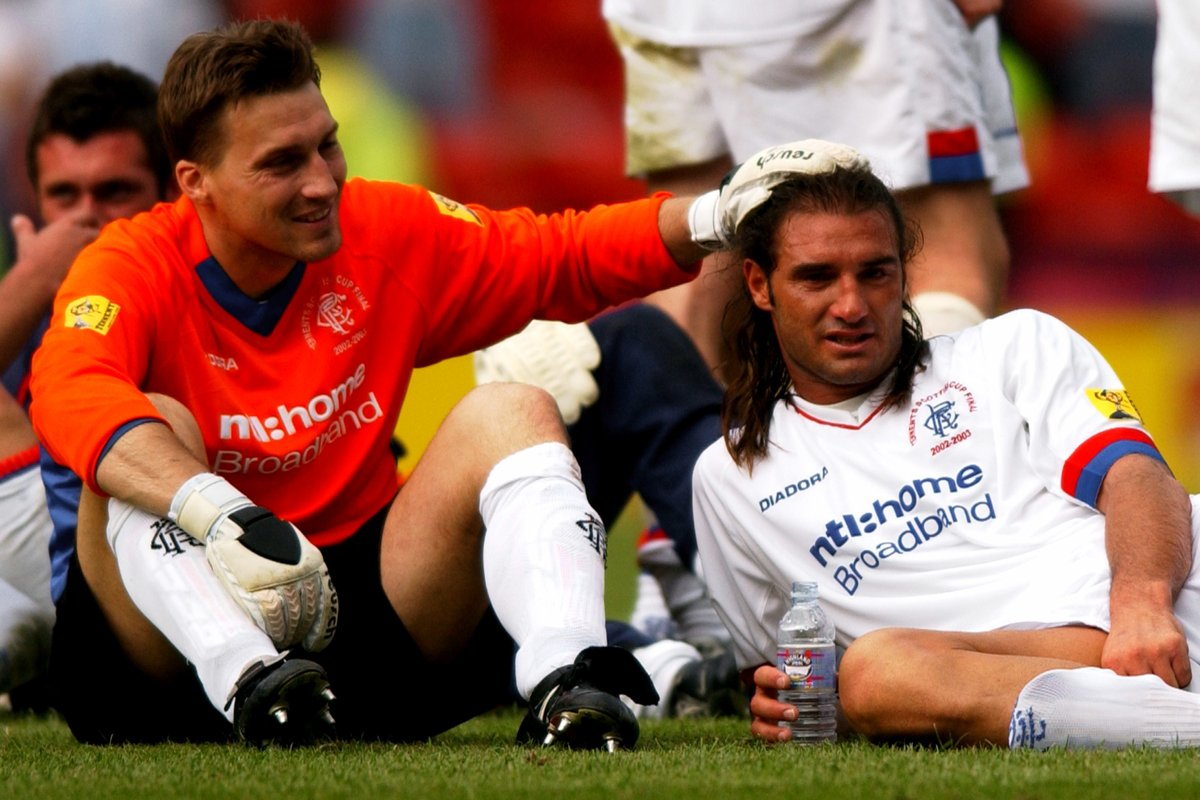 📸 PIC OF THE DAY: Klos & Amoruso https://t.co/SVvaKKBm2o