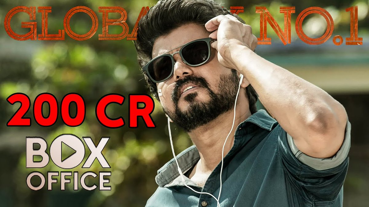 RECORD: Master Globally No.1 Weekend Collection | Box Office @actorvijay  , @Dir_Lokesh   Video Link : https://t.co/N27qtMzVgc https://t.co/jZVmIVFy7x