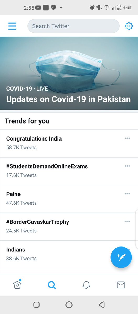 U know Pakistanis are way more mature and loving when u see Congratulations India as a top trend in Pakistan after our neighbour's historic win in Australia. Well done to both Indian cricket team and Pakistani ppl.   #INDvsAUS #INDvAUS #AUSvsIND #AUSvIND