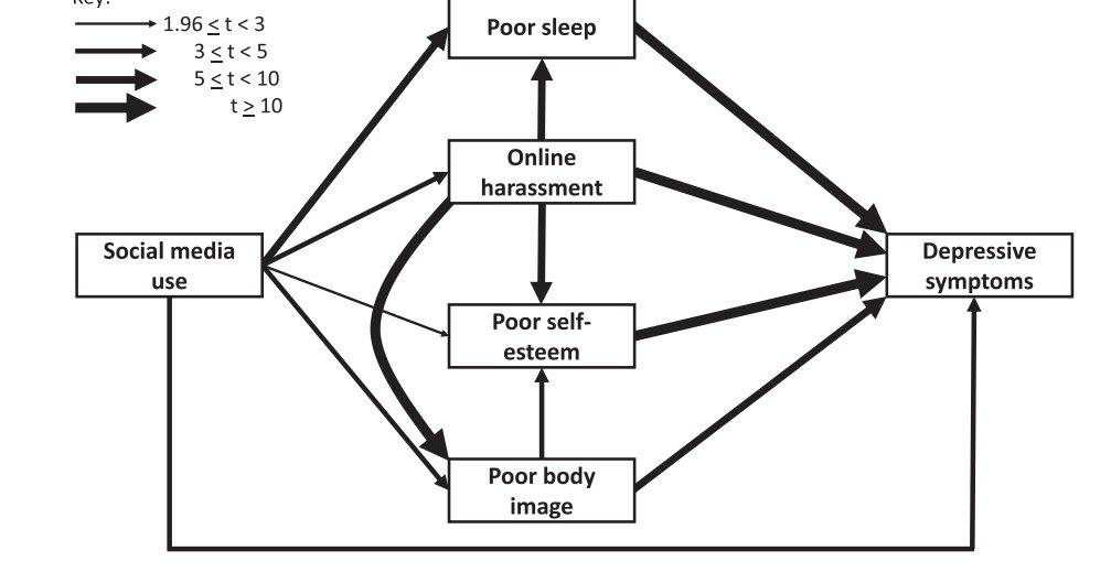 Social Media Use and Adolescent Mental Health: Findings From the UK Millennium Cohort Study. Yvonne Kelly & others  #health #education #socialmedia #redessociales #adolescent #educación #edtech #pedagogy #pedagogie #pedagogía #internet #salud #millennials