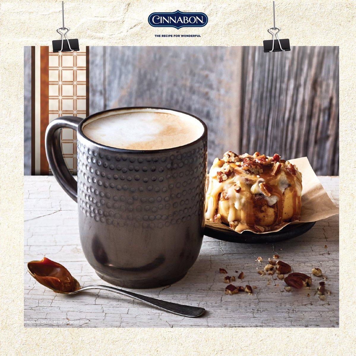 🥳نكهاتنا الجديدة صج لا تقاااوم! دولتشي  . . #سينابون #الكويت #لذاذة #حلويات #قهوة #cinnabon #bakery #dessert #sweet #kuwait #coffee