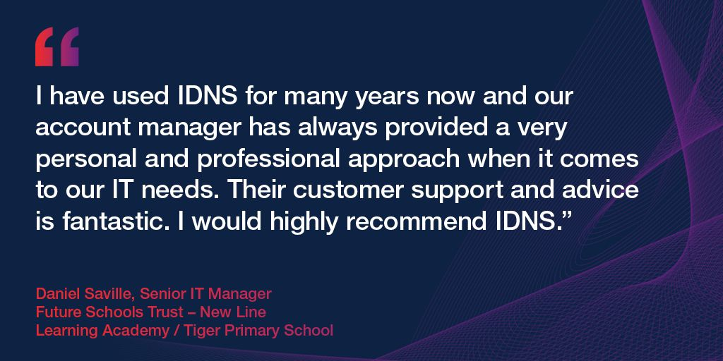 """""""Their customer support and advice is fantastic"""" #satisfiedcustomer #avtweeps #edutwitter #edtech"""