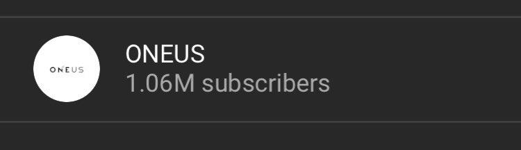 calling the 1.06million subscribers of oneus to stream no diggity mv NOW  #원어스_데빌_그누구도_반박불가  #ONEUS_DEVIL_NoDiggity  @official_ONEUS #ONEUS #원어스