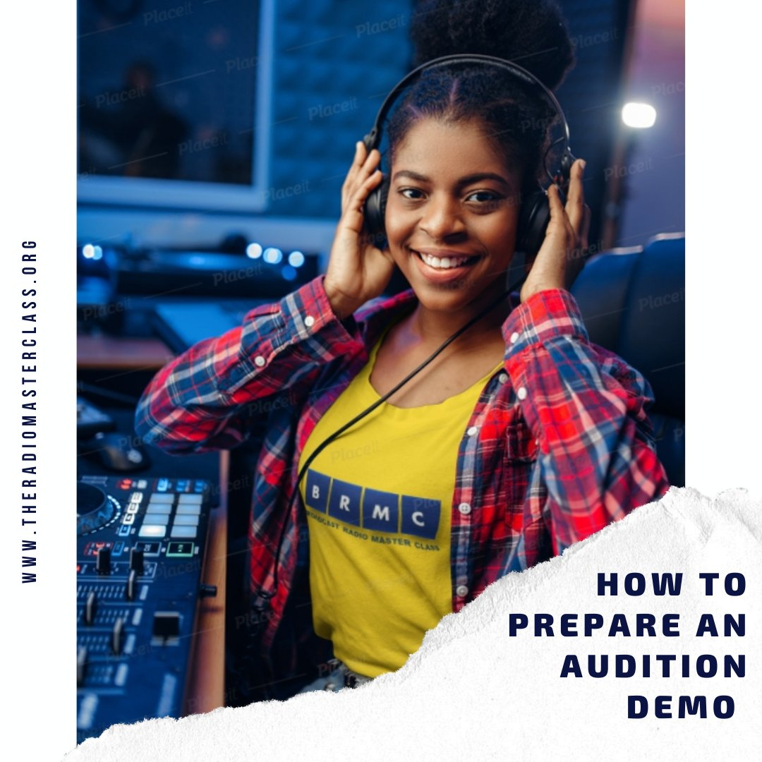 When applying for a radio job, your most important material is your demo.   A resume might list your previous experience, but it doesn't prove you have a voice that will engage listeners and enhance the station's reputation.   #Thread 👇🏾