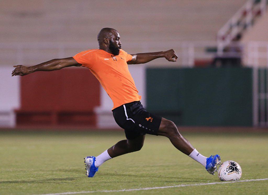 استبعاد السنغالي سليمان دوكارا محترف #الاتفاق عن مواجهة الفريق أمام #الرائد؛ لشعوره بألم خلف الركبة
