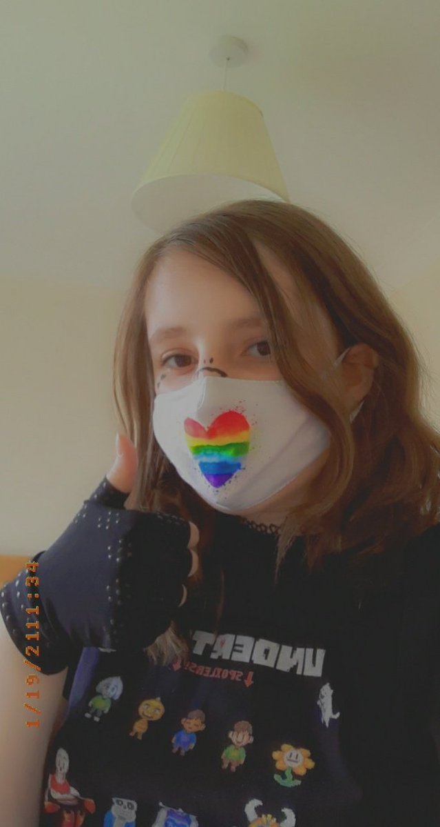 ↳ #honktwtselfieday  ————— ★☆★ ✧ gay mask ✧first time doing this, kinda nervous ↳ rts r welcome :3