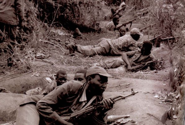 "@DamalieOwori @OWC_ug #TodayInHistory  #35YearsAgo  #January19  #Uganda  🇺🇬  #Kampala1986 #BattlesUgandanResistance    Two days after ""D-Day"" that Rebel leader Museveni had set at Jan 17, Kampala was encircled. Salim Saleh's troops were in Busega swamp,  Entebbe Rd near Kisubi, Mutundwe & Nansana."