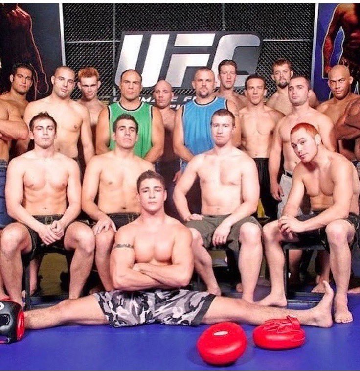 16 years ago today episode 1 of The Ultimate Fighter Aired https://t.co/Y5CjXISFiF