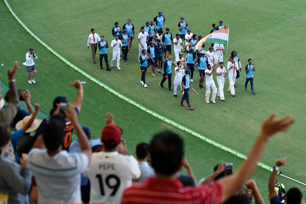 NEWS - BCCI congratulates Team India, announces cash reward.  More details here -  #TeamIndia