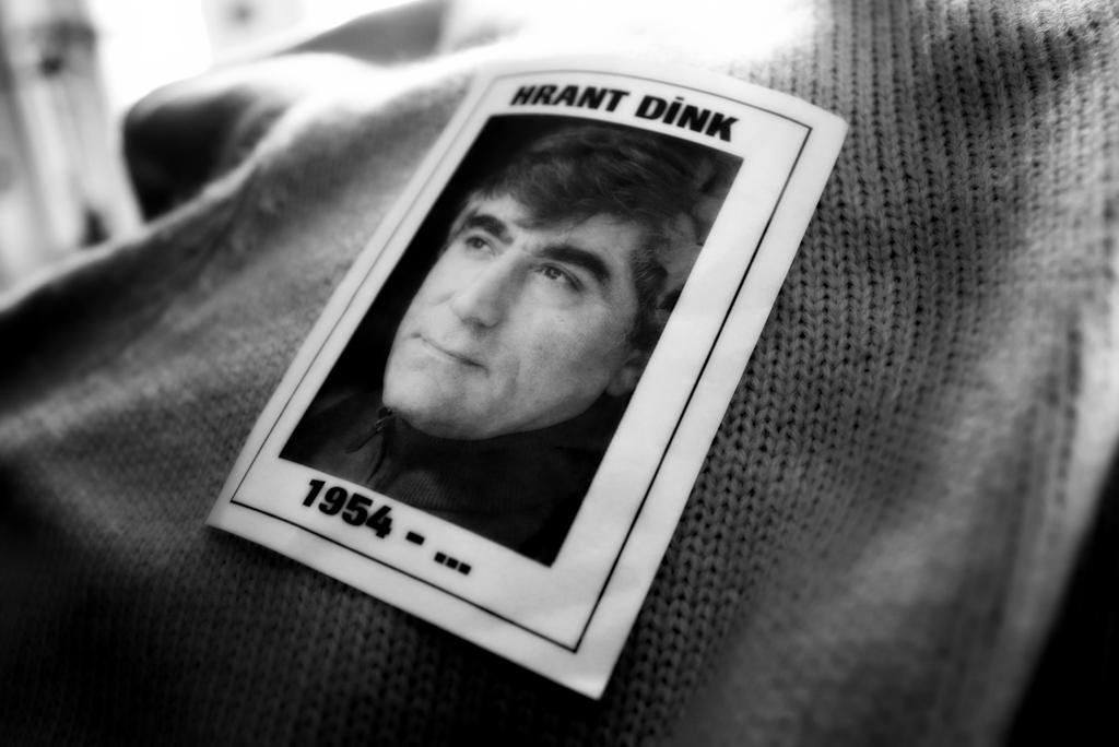 #OnThisDay, 14 years ago, #Turkish #Armenian writer,  journalist and @Agos editor #HrantDink was assassinated by Turkish ultra-nationalists. His vision to live toghether in #Peace and #Respect is missed in @RTErdogan's #Turkey. #WeAreAllHrantDink