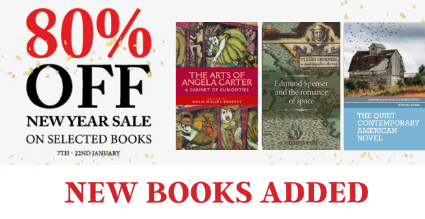 Our 80% off new year sale ends this Friday! Peruse all the books included here:      #sale #newyear #books #AcademicTwitter #twitterstorians #reading