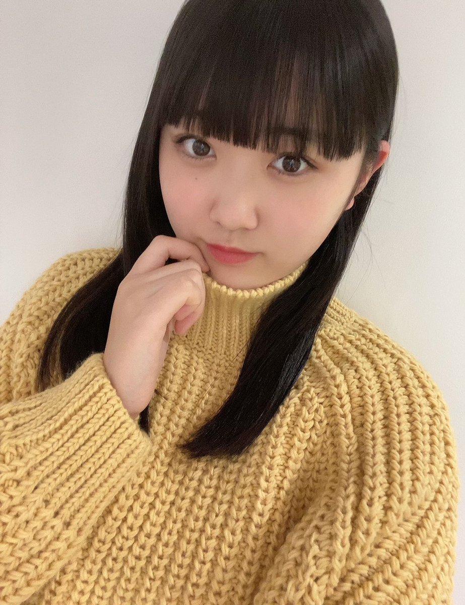 【Blog更新】 黄色のニットお気に入り〜❕江口紗耶:…  #CHICATETSU #BEYOOOOONDS #ハロプロ