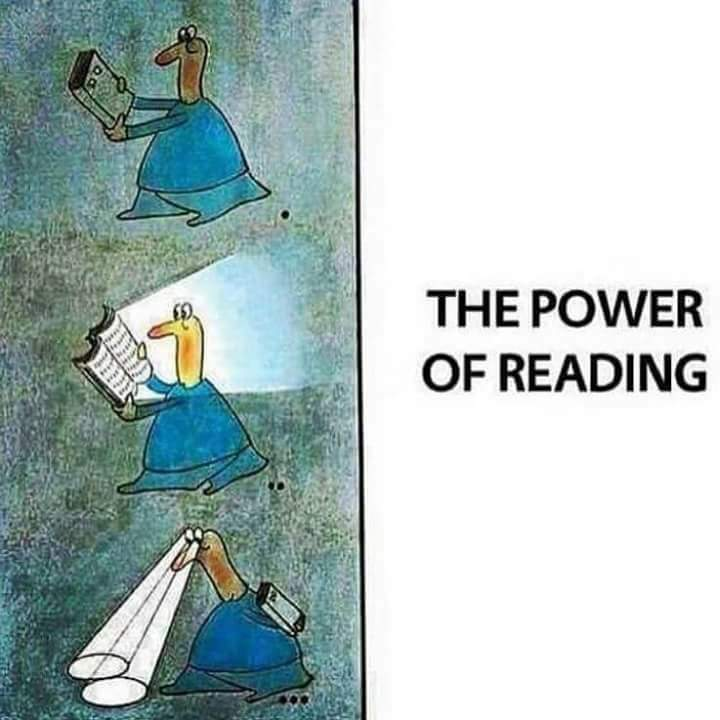 Because ignorance isn't bliss...   Author: unknown   #tuesdaymotivations #TuesdayFeeling #BookWorm  #Reading