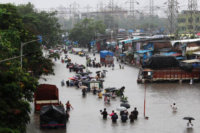 Climate change may change rainfall patterns in south India, intensify floods: Study Photo