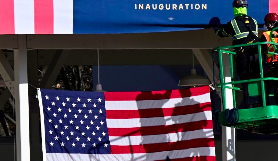 Countries that have been through very difficult moments of their own are watching how we respond to this: John Nichols @NicholsUprising on Trump's #ImpeachmentDay #2 and the #BidenHarrisInauguration -- on @thenation podcast