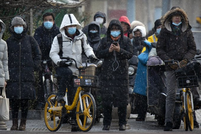 Asia Today: China sees virus outbreaks across its northeast Photo