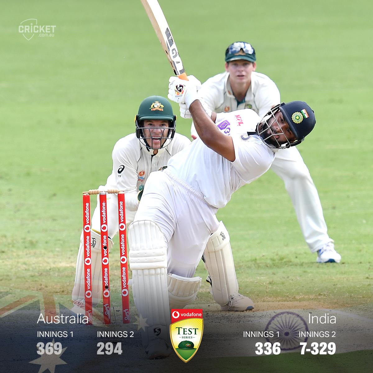 @cricketcomau's photo on #AUSvIND