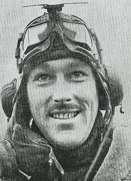 PO. Athol Gordon McIntyre. AFC. New Zealand One of THE FEW.   At one point he was engaged by searchlights and fired on by anti-aircraft guns, in spite of having given the correct signals for the day.  Mercifully he survived the war.