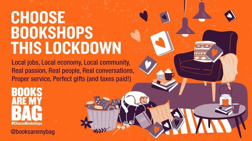 While your favourite indie bookshop is closed this lockdown ...  we are here  /  e. hello@forumbooksandkids.com  PLUS our @homewith4indies events are here    #StayHome #ReadBooks #ChooseBookshops