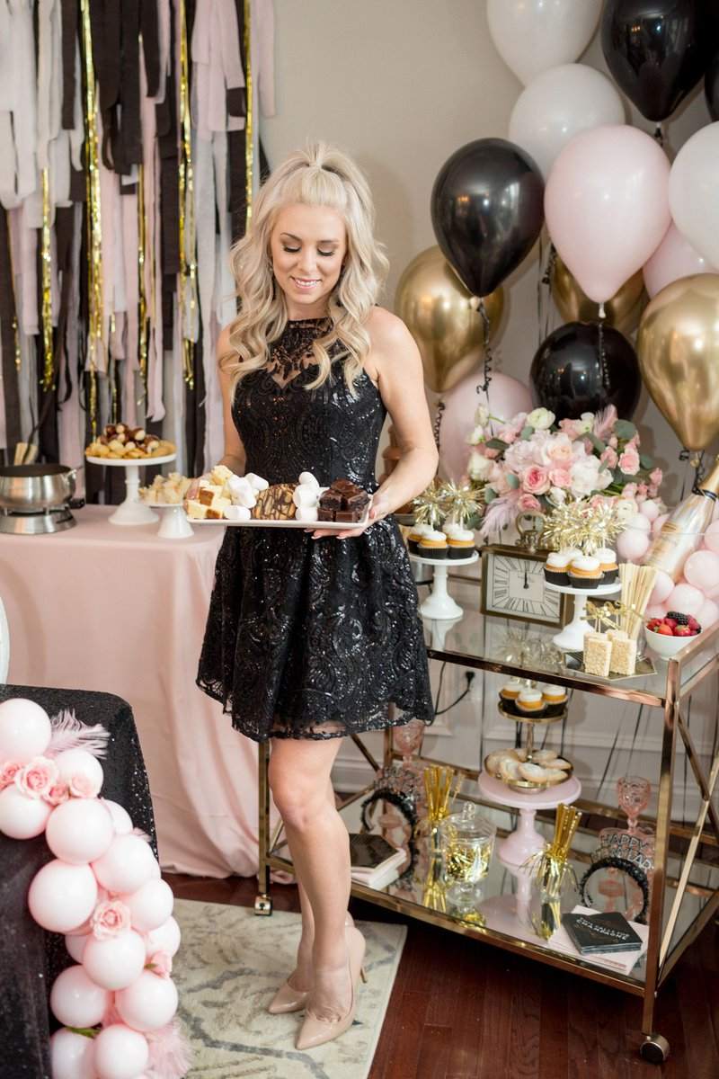 Happy New Year Wiches   :  Glam Home New Year's Eve Party That is Parent + Kid Approved - #ChineseNewYear #ChineseNewYear2019 #HappyNewYear #HappyNewYear2019 #NewYearWiches #NewYearWiches2019 #NewYearsDay2019 #NewYearsEve2019 #NewYearsEveDay