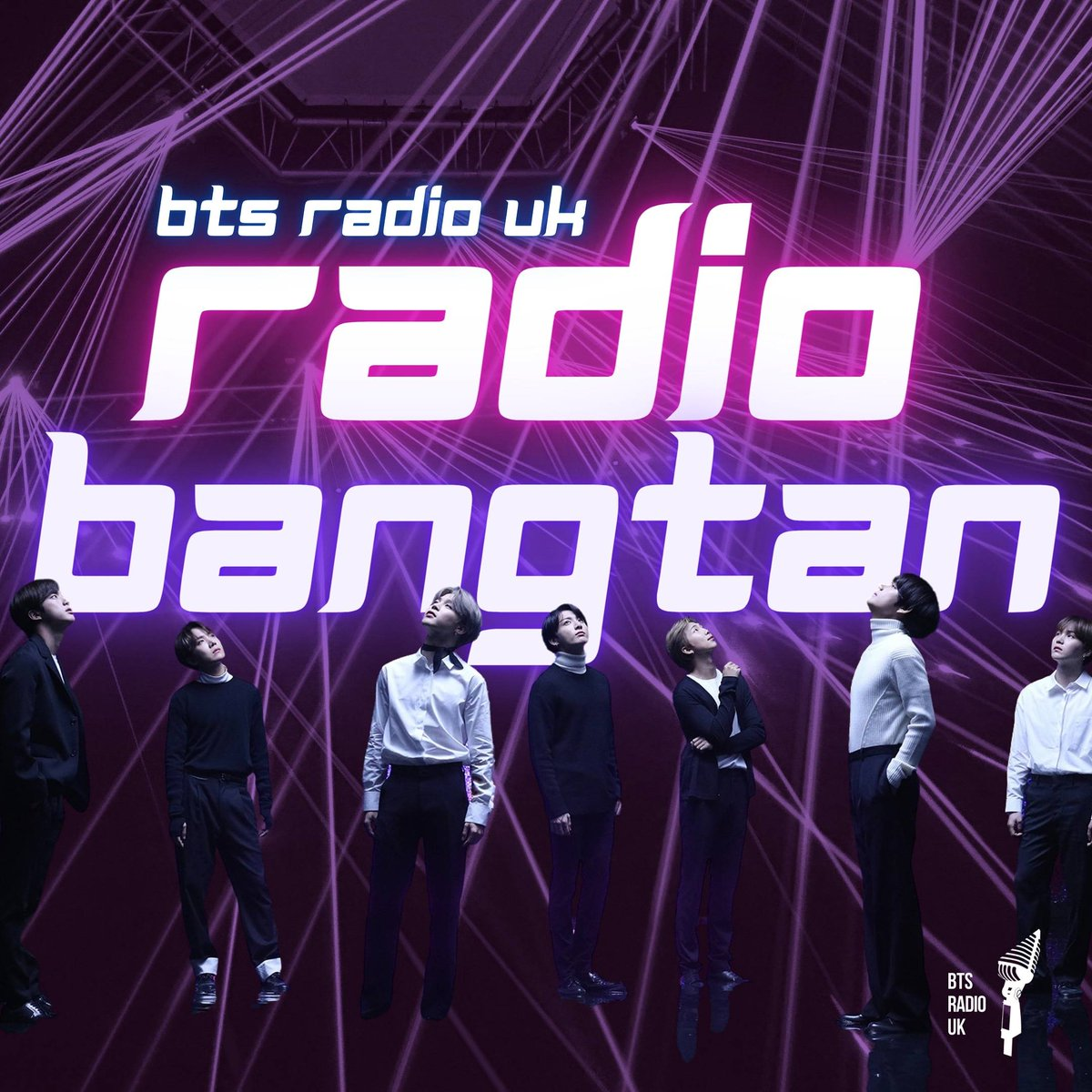 Hey 👋 #BTSARMY,   Join us TOMORROW 7pm GMT on our radio show #RadioBangtan where we will be playing some great @BTS_twt tracks.   This weeks theme: Fresh Start    Tune in WORLDWIDE here:   #BTS #BTS_BE
