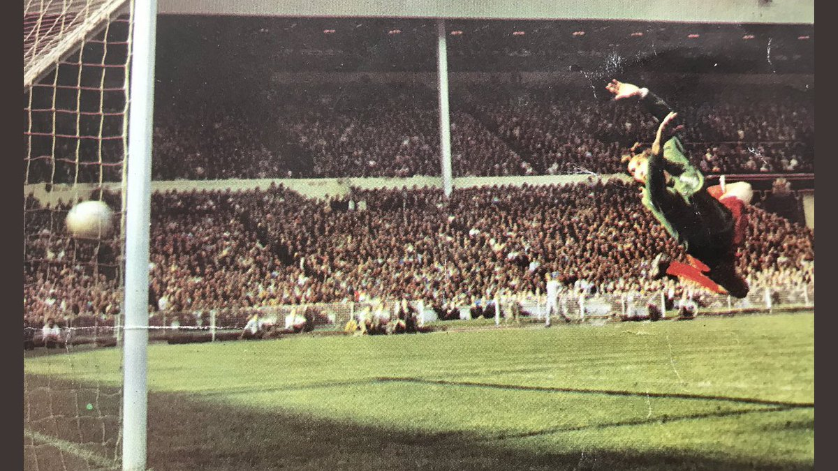 The goal that clinched the 71 double, Charlie Georges rocket leaving Ray Clemence clutching thin air. Cue mayhem the dream was on. #arsenal