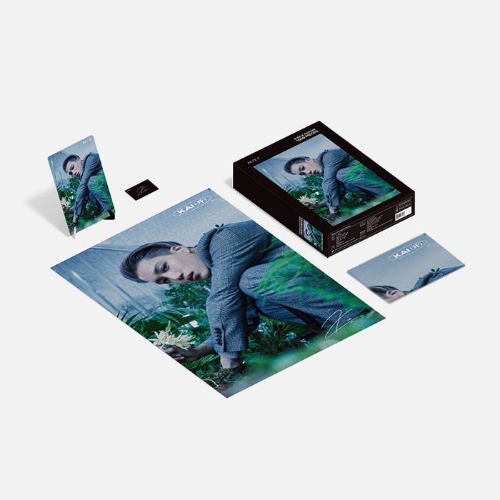 KAI - PUZZLE PACKAGE - KAI (开) ✨  KAI - PUZZLE PACKAGE - KAI (开)를 SMTOWN &STORE 온라인 예약판매로 만나보세요! 2월 26일 발매됩니다.
