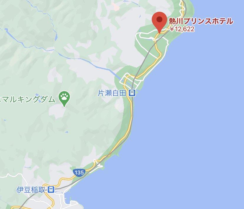 伊豆稲取で美玖ちゃんのスプレーアート見て熱川プリンスに泊まったらいいんですね。わかりました🙋♂️ #金村美玖 #プレバト  #早川聖来 #Outoftheblue