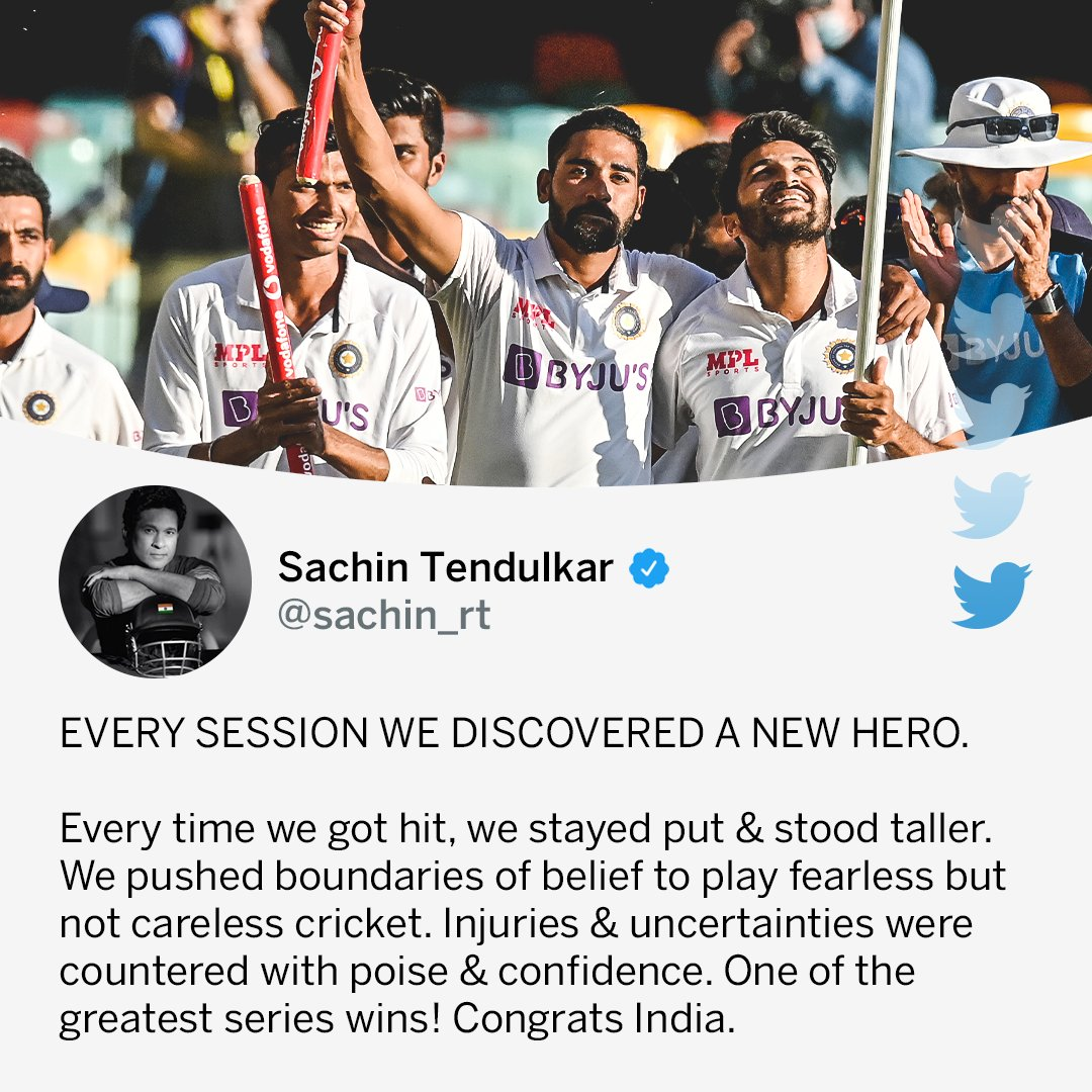 A hero in every session 🙌   #AUSvIND