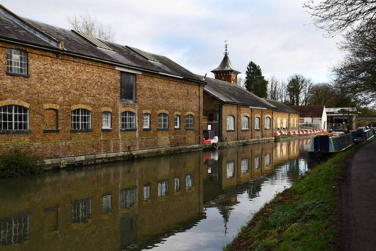 From my archives   #January 2020  #CanalRiverTrust #GrandUnionCanal #Bulbourne #Narrowboat   #Canals & #Waterways can provide #Peace & #calm for your own #Wellbeing #Lifesbetterbywater