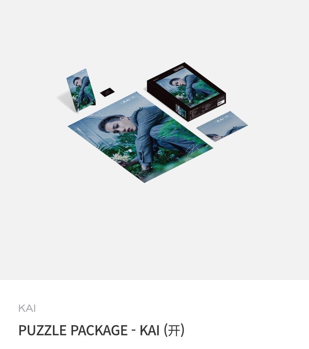 KAI 1st Solo KAI(开) MD🎵  퍼즐패키지 👉  교통카드 👉  #엑소카이 #카이 #KAI #엑소 #EXO #开 #Mmmh @weareoneEXO