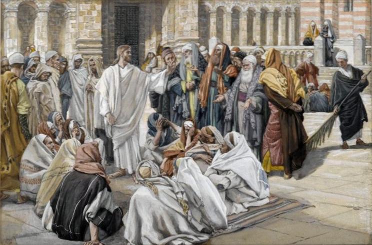 📖«El sábado se hizo para el hombre y no el hombre para el sábado; así que el Hijo del hombre es señor también del sábado».   san Marcos 2,23-28  #EvangeliodelDia #EvangelioDeHoy