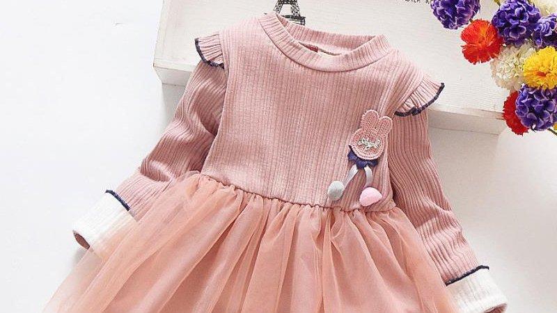 Net Yarn Patchwork Knitted Long-sleeve Dress Price:9.90 EUR🤗 Buy now:   #ropaniña  #regaloniño #ropacomoda #ropamayoreo #ropamejorprecio #tiendaonline #mama2021 #niños #feliznavidad #ropainfantil #ropamujer  #beautiful #modainfantil