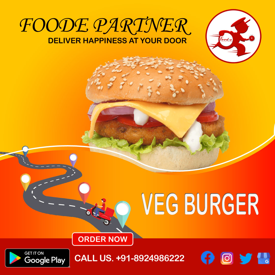 Foode Delivery Partner Food Delivery Service  VEG BURGER        SO, SPICY       SO, TANGY          ORDER NOW   CALL US @ :- +91-8924986222  #hardoi #hardoi_city #foodepartner #burger #yummy #trending #ordernow #onlineorder