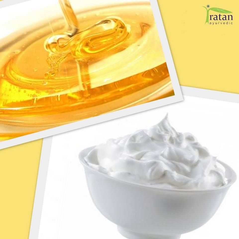 #TipforGlowingSkin Mix one tblspn of Honey 2 tblspn of Cream. Apply this mixture on the face n wash off after a few min. It works wonders.  #RatanAyurvedic #Tips #skinCare #Beautiful #Beautycare #Facepack #natural  #herbal #DailyBeautyRegimen #Remedy #Beautysecrets #HomeRemedies
