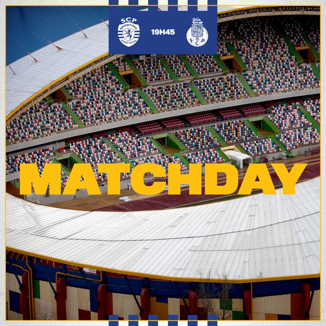 💪 Final 4 da Taça da Liga 🔵⚪  #FCPorto #SCPFCP #TaçadaLiga #AllianzCup