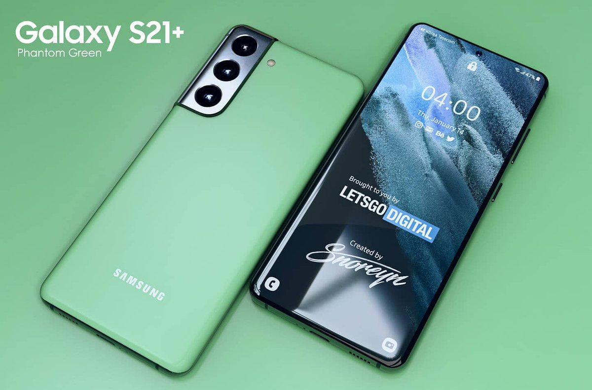 Samsung Galaxy S21 Plus Phantom Green 😍  #GalaxyS21 #unpacked #technology #samsungevent  #galaxyNote20series #samsungNote20  #spen #Techsinghboy #gadgets  #smartphone #smartphones  #galaxyNote20 #galaxyNote20ultra  #galaxyFold2  #unpacked2021  #samsung  #GalaxyZfold2