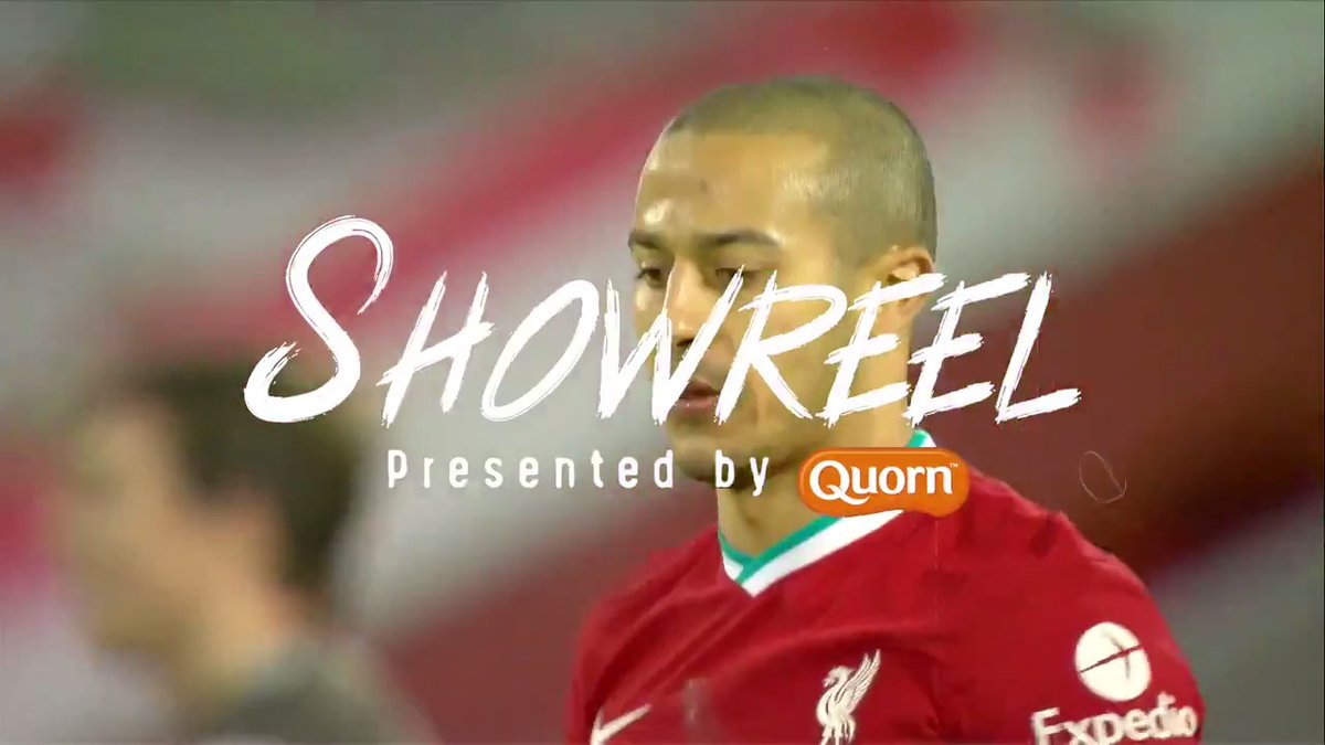 𝑺𝒉𝒐𝒘𝒓𝒆𝒆𝒍 🎞🍿  The moments that made us go 🤩 from @Thiago6's impressive Anfield debut 💫