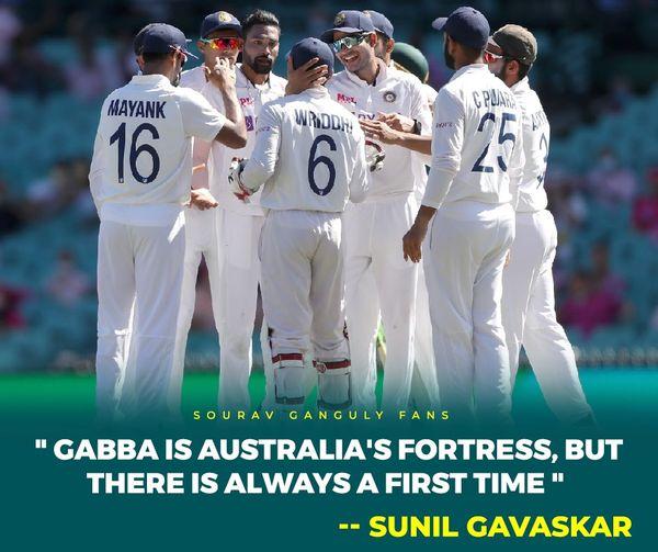 The man predicted well in advance.. #SunilGavaskar #AUSvsIND #AUSvINDtest #AUSvIND #INDvAUS