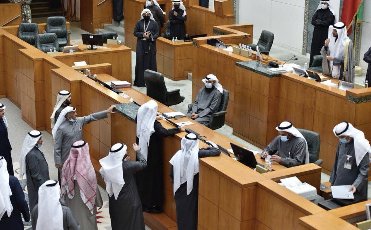 مرزرق يرفع الجلسة أمام احتجاح نيابي ..!!!  عرفتوا يا أهل الكويت من الذي عطّل التنمية ؟؟  #مجلس_الأمة #أحمد_الظفيري #الكويت #اكثر_مايخيف_النساء #العديلية_الفيحاء