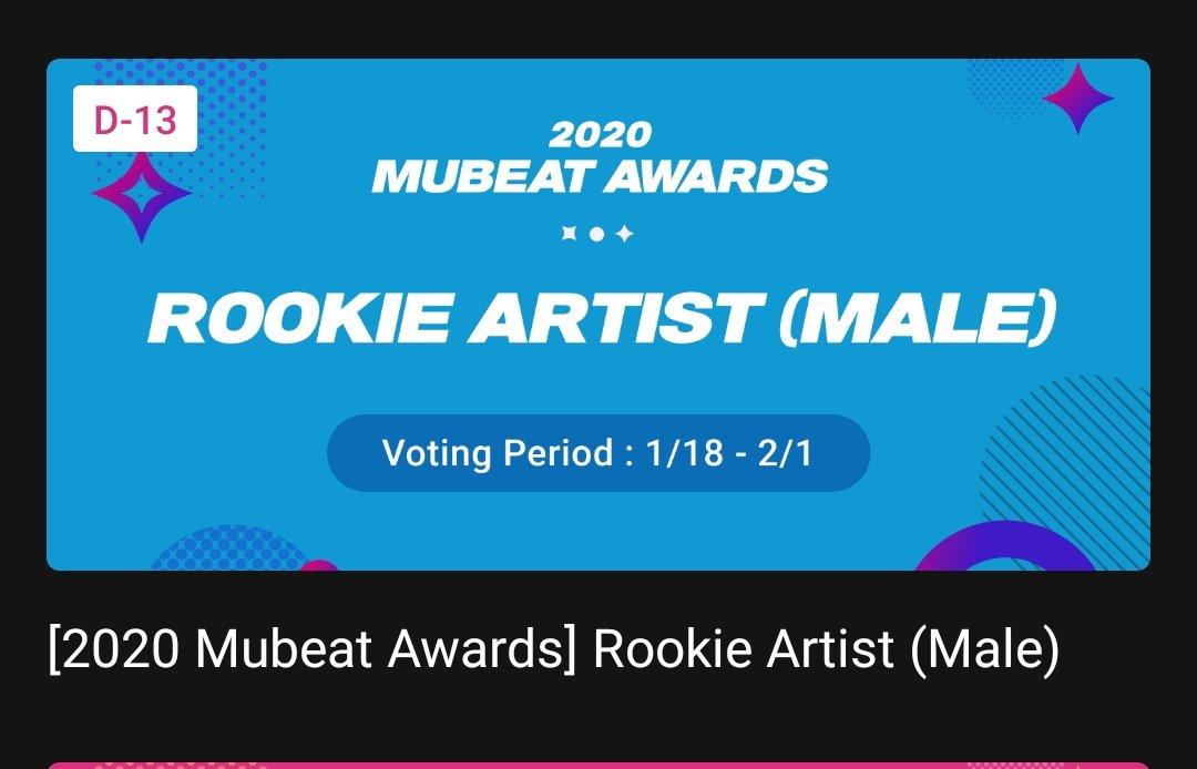 """ENGENE📢📢📢  ENHYPEN están nominados en la categoría """"Rookie Artist (Male)"""" de los Mubeat Awards  Podéis recoger heartbeats gratis para votar por ellos. Tenéis hasta el 1 de febrero ‼️  Link de descarga: • •  #엔하이픈 #ENHYPEN"""