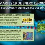 Image for the Tweet beginning: Hoy hablaremos con @justitonotario sobre