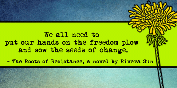 Inspiration from Roots Of #Resistance, Just released and already on a dozen Amazon Best Seller lists!!  You are not alone. We can all work together.This book gives you vision and inspiration for the times ahead #Resist #Oligarchy