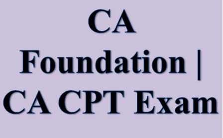 Tips for CA Foundation – CPT Exam. #CA #Pakistan #AUSvsIND #Brisbane #Cricket #coronavirus #GabbaTest #Gabba #IndianCricketTeam #pujara
